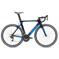 GIANT Propel Advanced 2-M19-carbon/vibrant blue