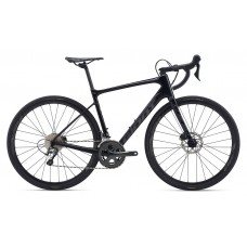 Cestný bicykel GIANT Defy Advanced 3-HRD-M20-carbon/reflective black
