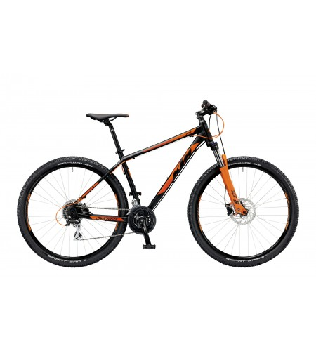 KTM CHICAGO 29.24 DISC H Black matt (orange) 2019