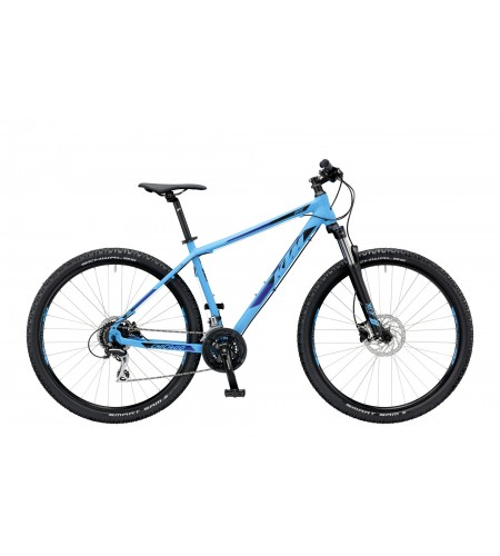 KTM CHICAGO 29.24 DISC H Azzuro matt (black) 2019