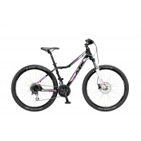KTM PENNY LANE 27.24 Disc H Black matt (white+magenta) 2019