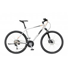 KTM LIFE ROAD 27 DISC Lightgrey matt (black+orange) 2019