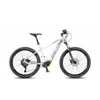 KTM MACINA RACE 273 White/Matt Dove/Green