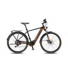 KTM MACINA SPORT 11 CX5 Black/Matt Orange