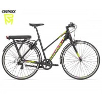 Bicykel Rock Machine Blackout EC20 Lady