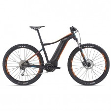GIANT Fathom E+ 3 Power 29er-black/orange/petrol 2019