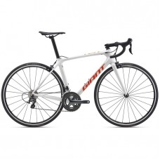 Cestný bicykel GIANT TCR Advanced 3-M20-white/orange