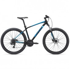 Horský bicykel GIANT ATX 2 27.5-GE-M20-metallic black/vibrant blue