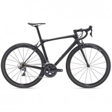 Cestný bicykel GIANT TCR Advanced Pro 1-M20-carbon/chrome