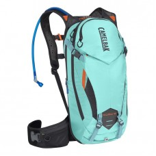 CamelBak KUDU Protector 10-Lake Blue/Laser Orange