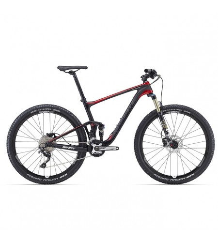 GIANT Anthem Advanced 27.5 2-M16-comp/red