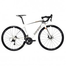 Cestný bicykel GIANT Defy Advanced PRO 3-M16-white