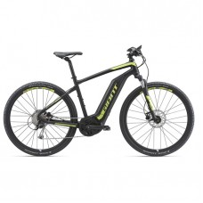 GIANT Explore E+ 3 GTS-M18-black/lime