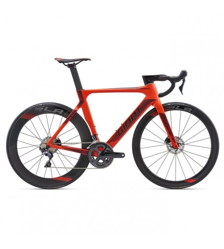 GIANT Propel Advanced Disc-M18-neon red