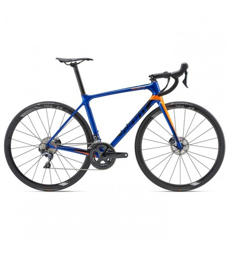 GIANT TCR Advanced Pro 1 Disc-M18-electric blue